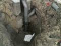 regenwater afvoer